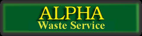 Alpha Waste Service